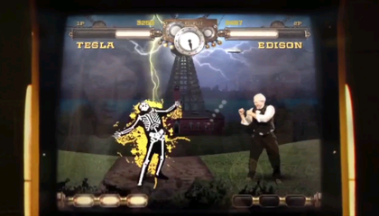 Tesla vs. Edison Is a Video Game That Will Literally Shock You