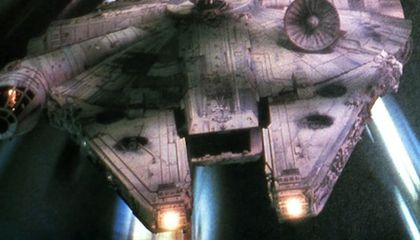 May the Fourth Be With You: The Science of the Millennium Falcon
