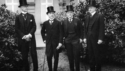 The Century-Long History of Tapping Wall Street to Run the Government