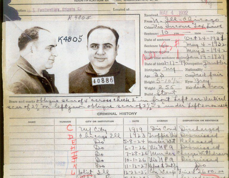 This Letter Tells What Al Capone Was Up to in Alcatraz | Smart News |  Smithsonian Magazine