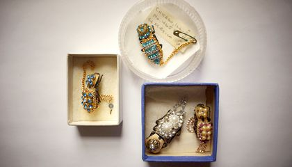 Meet the Makech, the Bedazzled Beetles Worn as Living Jewelry
