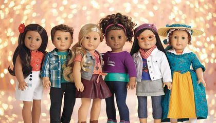 American Girl Announces Boy