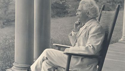 Keeping Up with Mark Twain