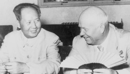 Khrushchev in Water Wings: On Mao, Humiliation and the Sino-Soviet Split