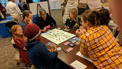 Changing the Game With Game-Based Learning
