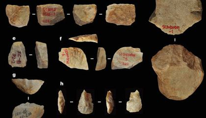 Oldest Stone Tools Outside Africa Unearthed in China