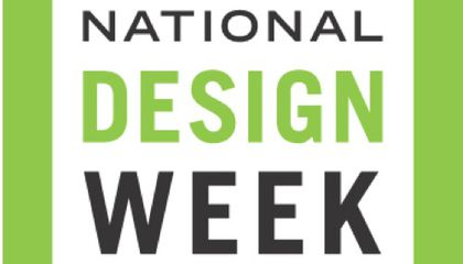 Celebrate National Design Week!
