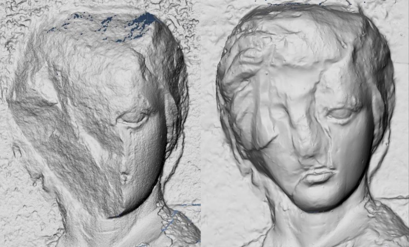 3-D Imaging Reveals Toll of Parthenon Marbles' Deterioration