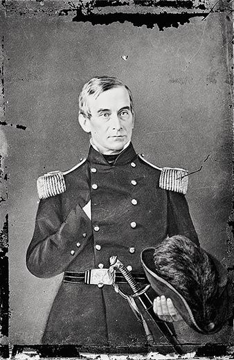 Fort Sumter The Civil War Begins History Smithsonian - If celebrities were 19th century military generals they would look like this
