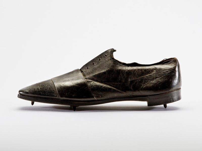 World's oldest extant running shoe. ""