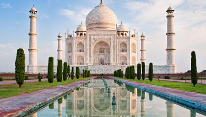 Eight Secrets of the Taj Mahal