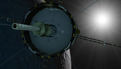 It's a Sad Day for ISEE-3, As the Bid to Save the Long-Lost Satellite Fails