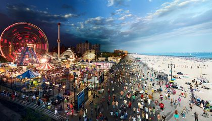 How Photographer Stephen Wilkes Captures a Full Day in a Single Image