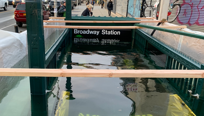 How the New York City Subway Is Preparing for Climate Change