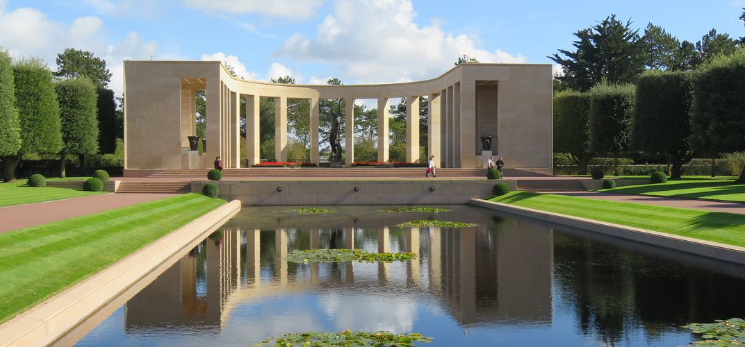 American Cemetery at Colleville-sur-Mer