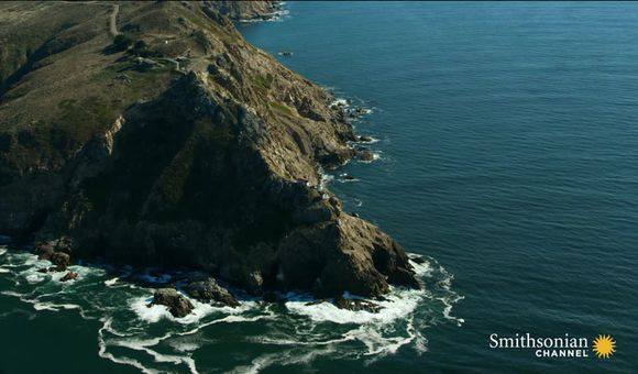Preview thumbnail for video'This Lighthouse Made Sailing Into San Francisco Bay Safer