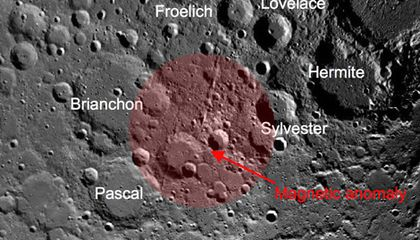 The Moon's Antipodal Magnetism Mystery