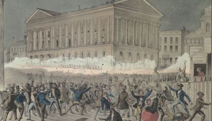 When New York City Rioted Over Hamlet Being Too British