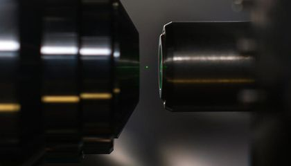 Optical Tweezers Give Scientists a Tool to Test the Laws of Quantum Mechanics