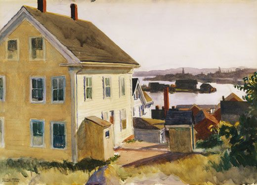 Hopper: The Supreme American Realist of the 20th-Century