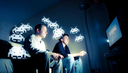 Playing Video Games Could Actually Change Your Brain—But Not in a Bad Way