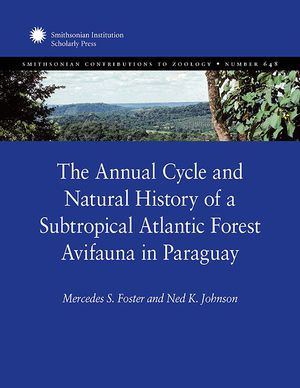 The Annual Cycle and Natural History of a Subtropical Atlantic Forest Avifauna in Paraguay photo