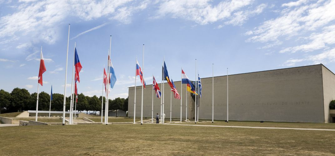 The Mémorial de Caen with its fascinating D-Day and Battle of Normandy exhibitions