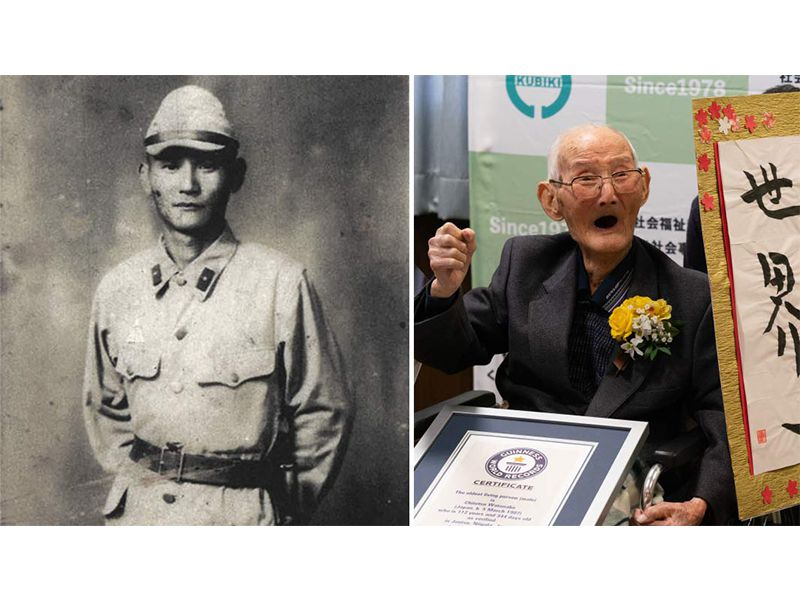 Chitetsu Watanabe, the World's Oldest Man, Dies at 112