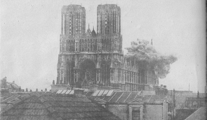 The Debate Over Rebuilding Notre-Dame de Reims