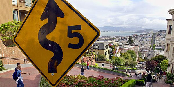 Why would a street have a 5 MPH speed limit?