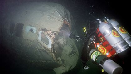 Park Service to Allow Diving Tours of B-29 Wreckage in Lake Mead