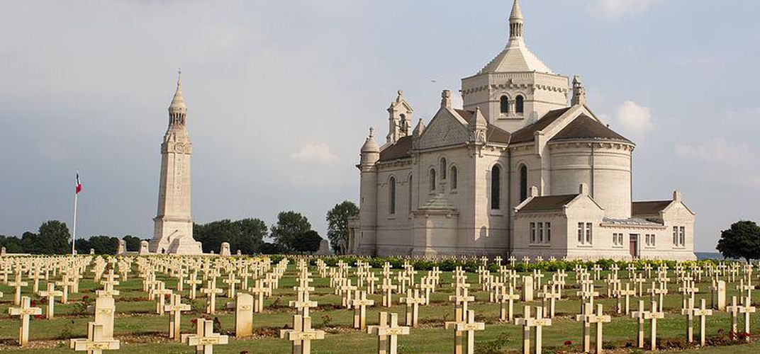Caption: World War I Cemeteries & Memorials Around the World