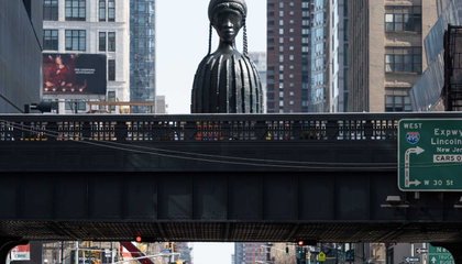 The High Line's Art-Centric Final Section Is Officially Open