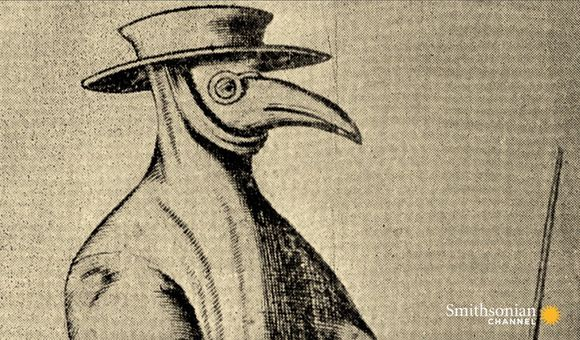 Preview thumbnail for video'Why Plague Doctors Wore Strange Masks