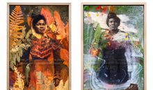 Daesha Devón Harris Combines Oral History and Antique Portraits to Tell a Story of Loss and Hope