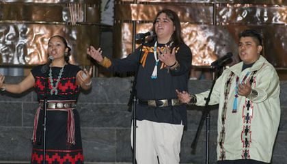 Spoken Word Comes to the Smithsonian