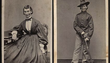 Women Fought in the Civil War Disguised As Men (And So Do Today's Re-enactors)