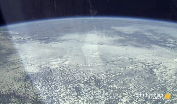 Preview thumbnail for video'The view from space