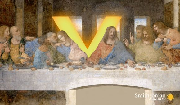 Preview thumbnail for video'Does 'The Last Supper' Really Have a Hidden Meaning?