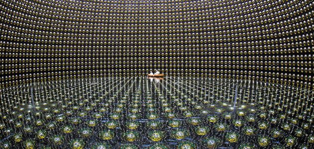 Looking for Neutrinos, Nature's Ghost Particles | Science