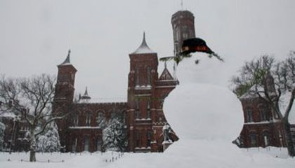 Snow Day, Part 6: All Museums Closed