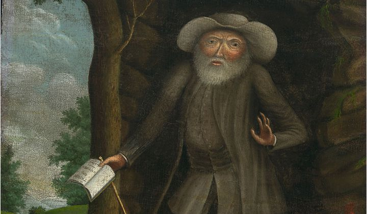 The Cave-dwelling Vegan Who Took on Quaker Slavery