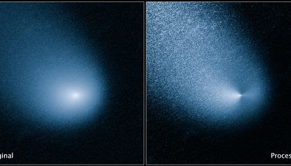 This Weekend, Astronomers Get Their Best Ever Look at an Oort Cloud Object