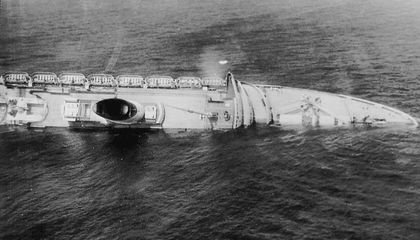 New Footage Shows Rapid Breakdown of Shipwreck 'Andrea Doria'