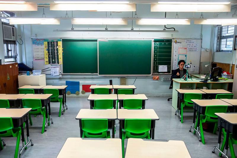 Empty Hong Kong classroom during Coronavirus outbreak.jpg