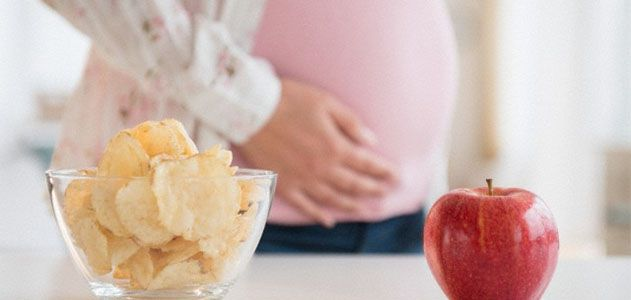 New research suggests that an apple might be the safer choice for pregnant eating.
