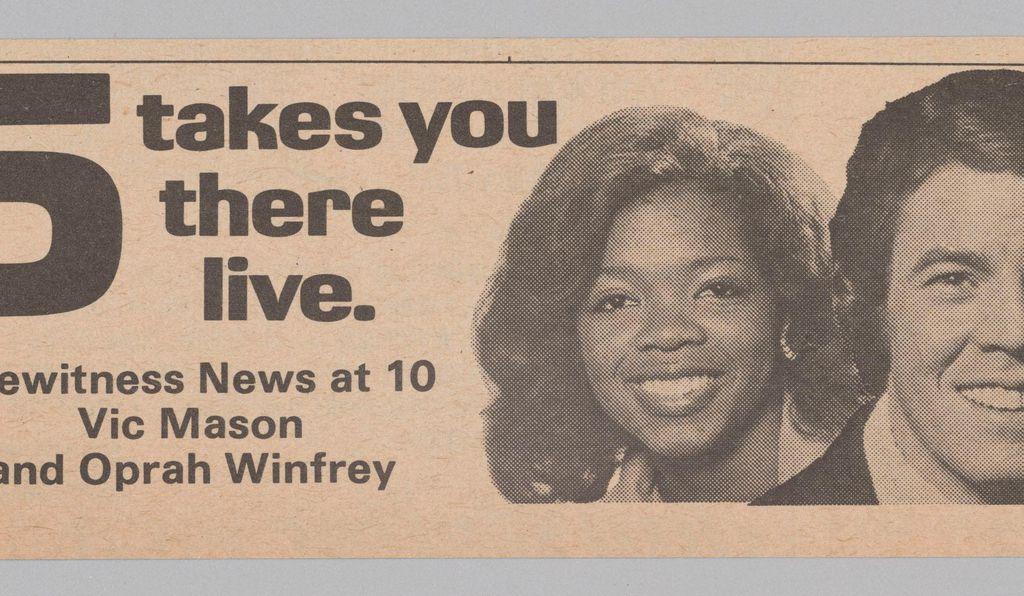 A 1975 advertisement for Eyewitness News at 10
