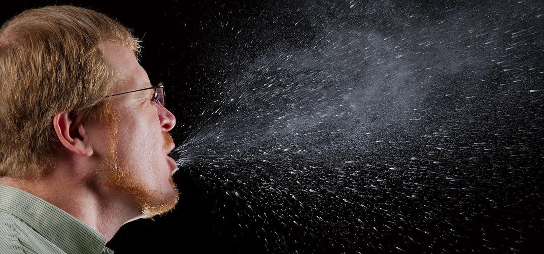 Caption: Why Holding in a Sneeze Can Be Dangerous