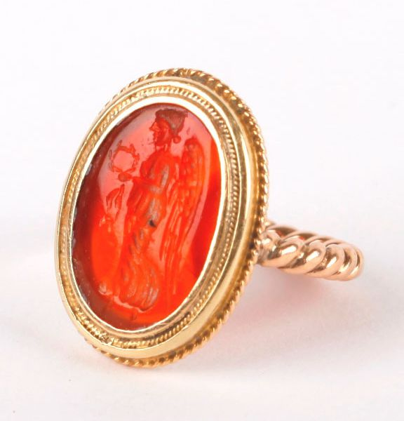 Anna Freud's Ring