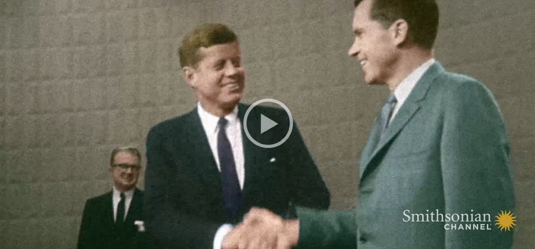 Caption: How JFK's Clever TV Strategies Helped Him Win the Election